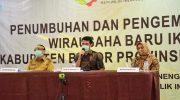 Di Tengah Lesunya Dunia Usaha, Primus Dorong IKM Bogor